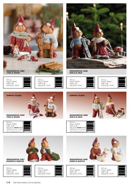 Tæl ned til jul med kalenderlys og stager fra Medusa-Copenhagen