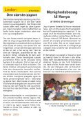 Missions-Nyt nr. 3 - Missionsfonden - Page 3