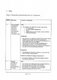 vejledende karakterbeskrivelse ifm 1. års prøven