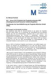 Download vita pdf-Datei - Flughafenverband ADV