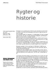 Læs anmeldelse - Historie-nu.dk