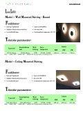 Datablad LED Lamper - Light4U - Page 2