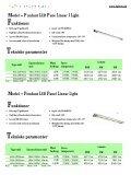 Datablad LED Lamper - Light4U - Page 4