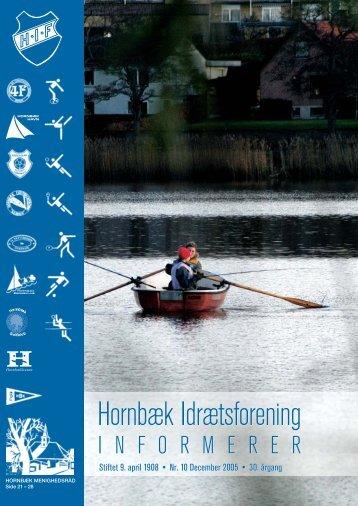 Hornbæk Idrætsforening Hornbæk Idrætsforening - TIL 3100.DK