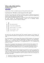 Klimavenlig asfaltproduktion - Vejforum