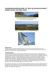 Landskabskarakterområde 15 - Danmarks nationalparker