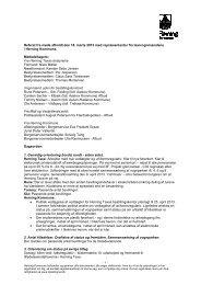 2013.03.18 Referat af kvartalsmøde med taxavognmænd 18. marts ...