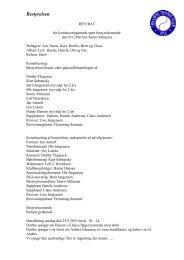 Referat fra bestyrelsesmøde d.08.04.2010