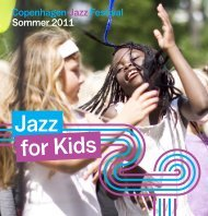 Jazz for Kids - Copenhagen Jazz Festival
