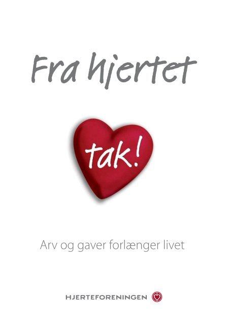 Fra Hjerte Tak - Hjerteforeningen