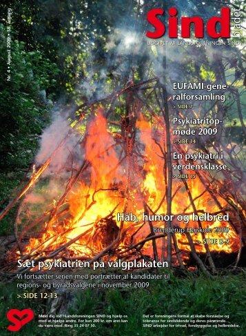 bladet - Landsforeningen Sind