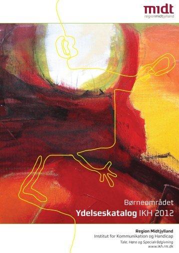 Institut for Kommunikation og Handicap ... - Viborg Kommune
