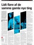 Tirsdag 5. juli 2011 NOGET AF EN B A CK- ING-GRUPPE ... - Politiken - Page 7