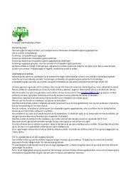 Forslag til videnskabelige artikler OM ARTIKLERNE ... - vidoks