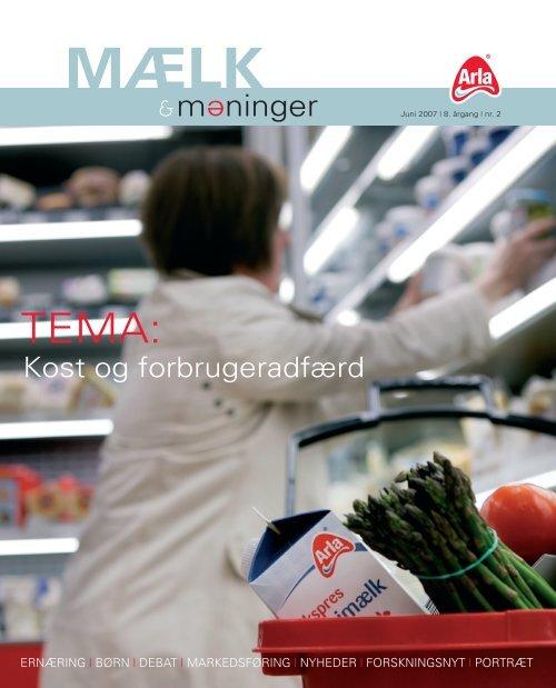 Kost og forbrugeradfærd e - Arla