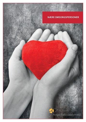 Last ned brosjyren for nære pårørende - Norges Parkinsonforbund