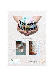 Talenthold for 8. - 9. klasse i skoleåret 2012/2013 - Skive Kommune
