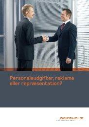 Informationen kan læses her (pdf) - Beierholm