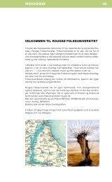 Program efterår 2012 - Folkeuniversitetet i Rougsø