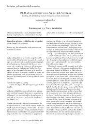 Corel Ventura - BATCH040.CHP - Forsikrings- og Erstatningsretlig ...