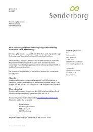 Afgørelse om ikke VVM-pligt fjernvarme til Nordhavnen