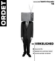 TEMA VIRKELIGHED - ORDET