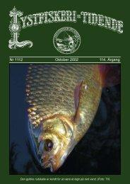 Nr 1112 Oktober 2002 114. Årgang - Lystfiskeriforeningen
