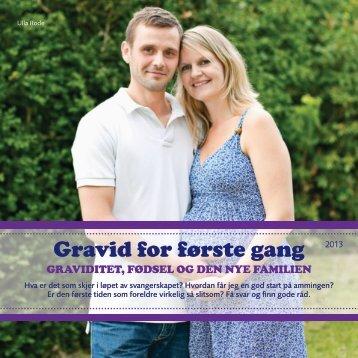 Gravid for første gang - onlinecatalog.dk