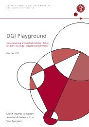 DGI Playground - Boligsocialnet