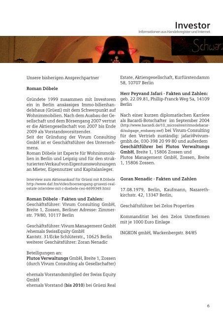 Broschüre der Mieterinnen - Baiz bleibt.