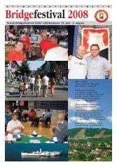 Lillehammer - Norsk Bridgefestival