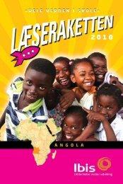 LæseRaketten 2010 - Hele Verden i Skole