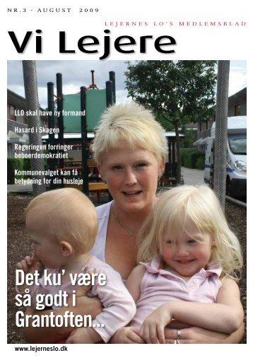 Hasard i Skagen - Lejernes LO