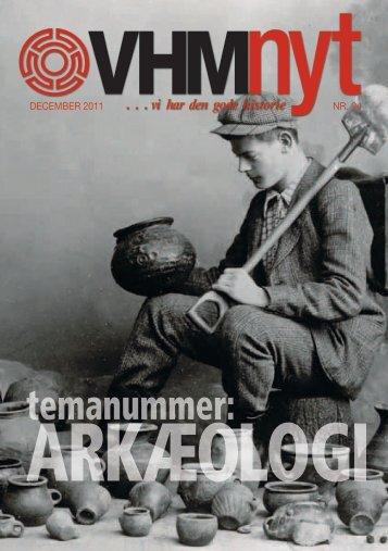 VHM Nyt, nr. 24 - Vendsyssel Historiske Museum & Historisk Arkiv