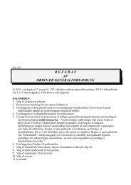 Referat af ordinær generalforsamling år 2011 - Ejerforeningen H ...