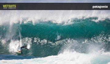 wetsuits - Patagonia
