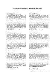 5. Mosebog - gennemgang af Bibelen ved Joyce ... - Slip Bibelen Løs