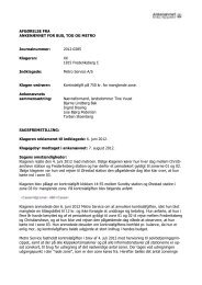 Afgørelse 2012-0285, 18. februar 2013 - Ankenævnet for Bus, Tog ...