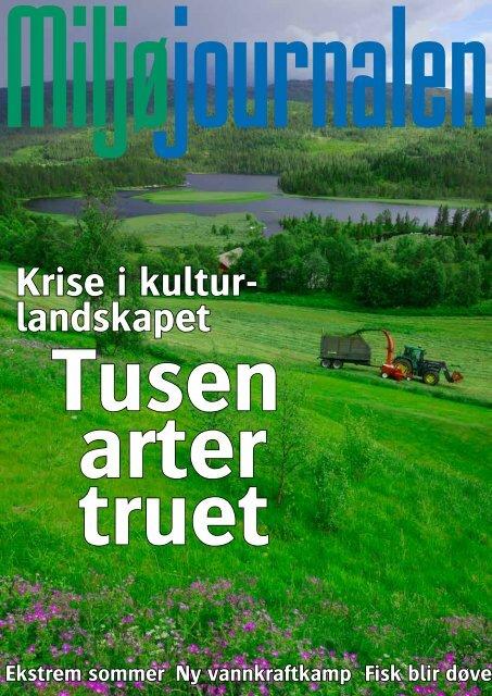 Miljøjournalen 7-2007 - Norges Naturvernforbund