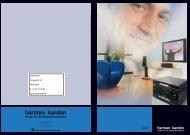AudioVision Torvegade 16 7800 Skive tlf. nr. 97 51 08 33 www ...