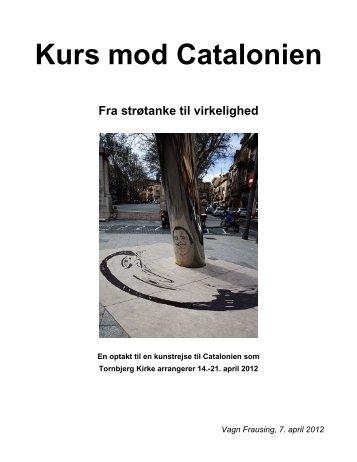 Kurs mod Catalonien - AIDOH