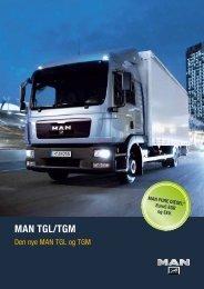 TGL og TGM brochure - MANs