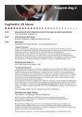 Seminar med temaer og workshops - Foreningen for Biodynamisk ... - Page 7