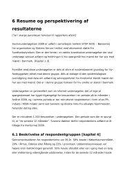 Du kan læse resumeet af Sexlivsundersøgelsen 2009 her - Stop Aids