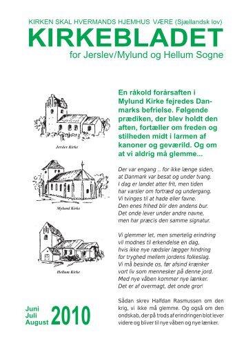 KIRKEBLADET - Jerslev kirke