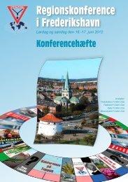 Regionskonference i Frederikshavn - Y's Men Region Danmark