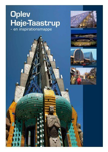 Oplev Høje-Taastrup - en inspirationsmappe