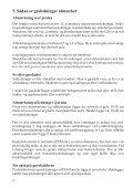 Pas på gasledningerne - Gas i dit hus - Page 7