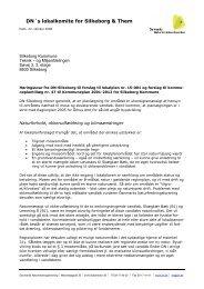 842 høringssvar Skægkær DN Silkeborg (pdf) - Silkeborg Kommune