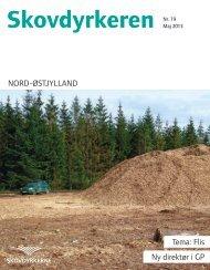 maj 2013 - Skovdyrkerforeningen